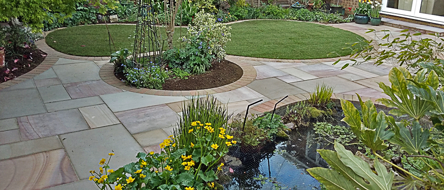 Garden Design and Water Features